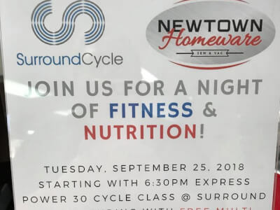 Night of Fitness & Nutrition